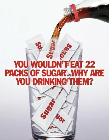 Big deal? NYC approves ban on soda drinks greater than 16 ounces. Health vs liberty...