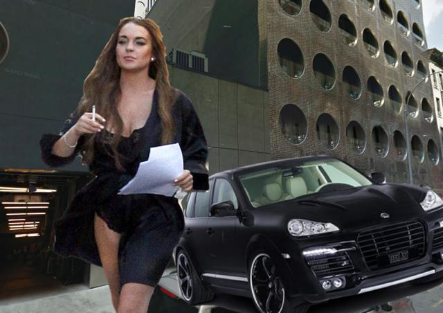 Update: Lindsay Lohan reckons she never even knew hit anyone in the first place…