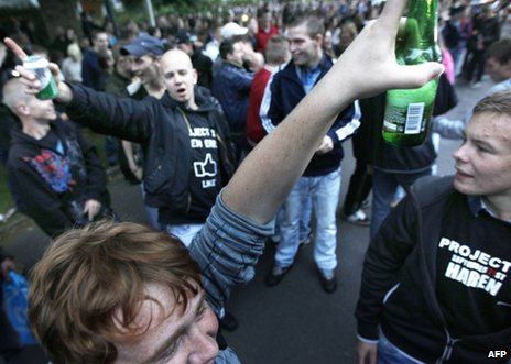 Video: Facebook birthday party Project X Haren leads to riot in Netherlands.