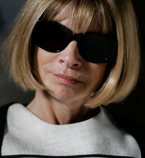 Anna Wintour is a preferred hawt bixch.