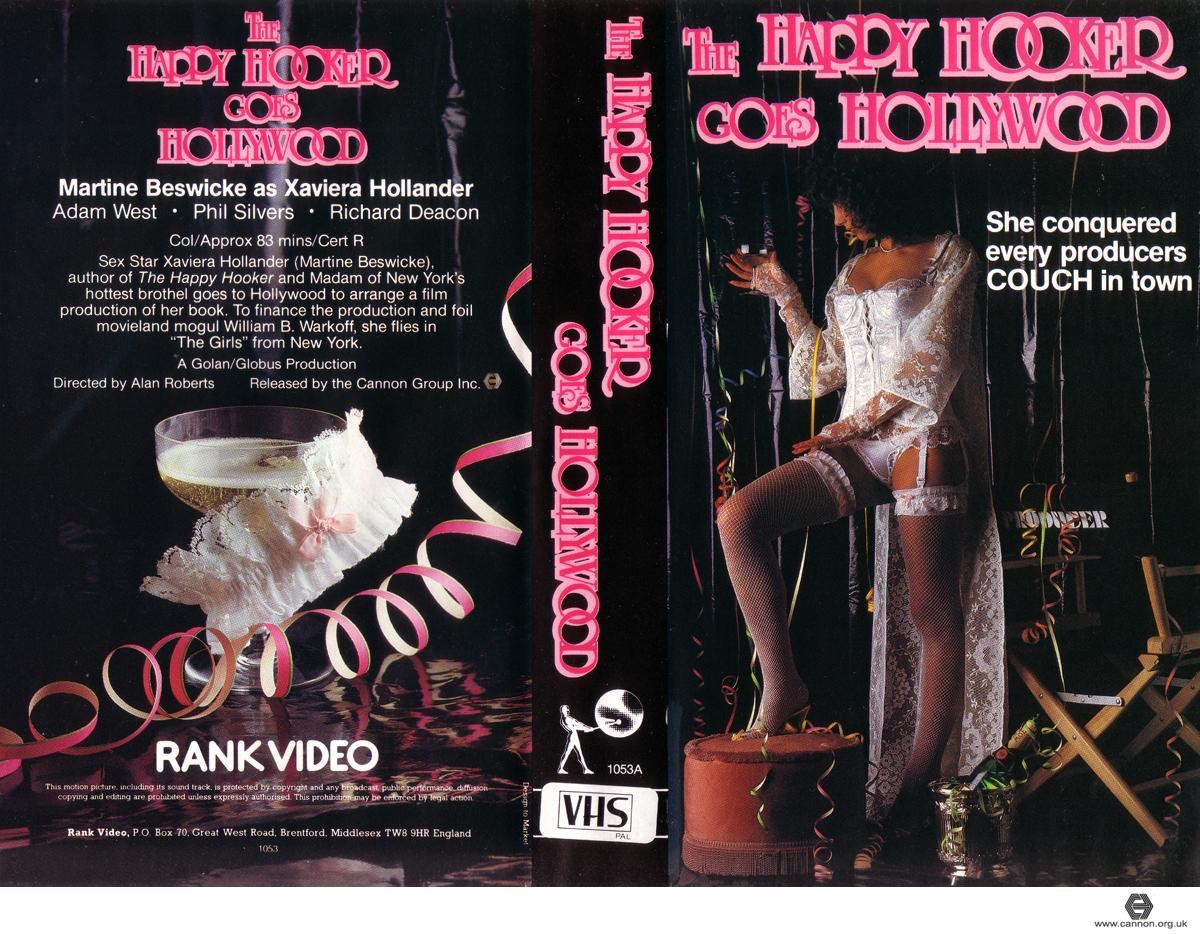 Happy Hooker Goes Hollywood, The (1980) [UK VHS]
