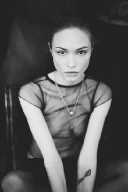 Ivy Levan the singer is about to explode into the stratosphere...