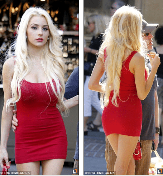 Playboy to Courtney Stodden -- You Will NEVER Be in Our Magazine