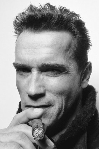 Arnold Schwarzenegger is also a preferred hawt bixch.
