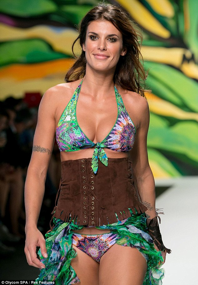 Elisabetta Canalis is also a preferred hawt bixch