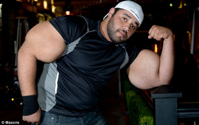Moustafa Ismail aka 'Big Mo.'
