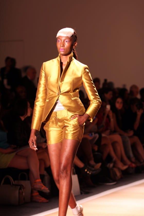 black-girl-yellow-pantsuit
