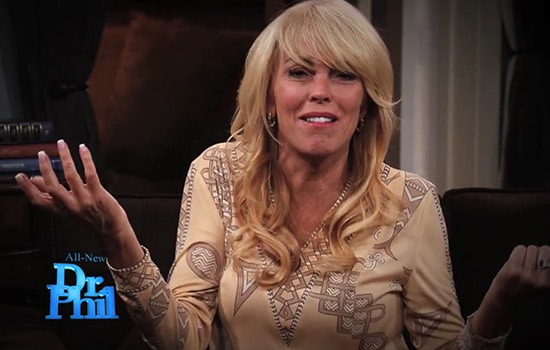 Dina Lohan knows better than you and I...