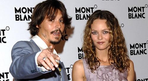 Johnny Depps ex girlfriend Vanessa Paradis now dating French millionaire.