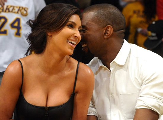 Kim Kardashian and Kanye West. Can you tell which one is the bigger media whore?