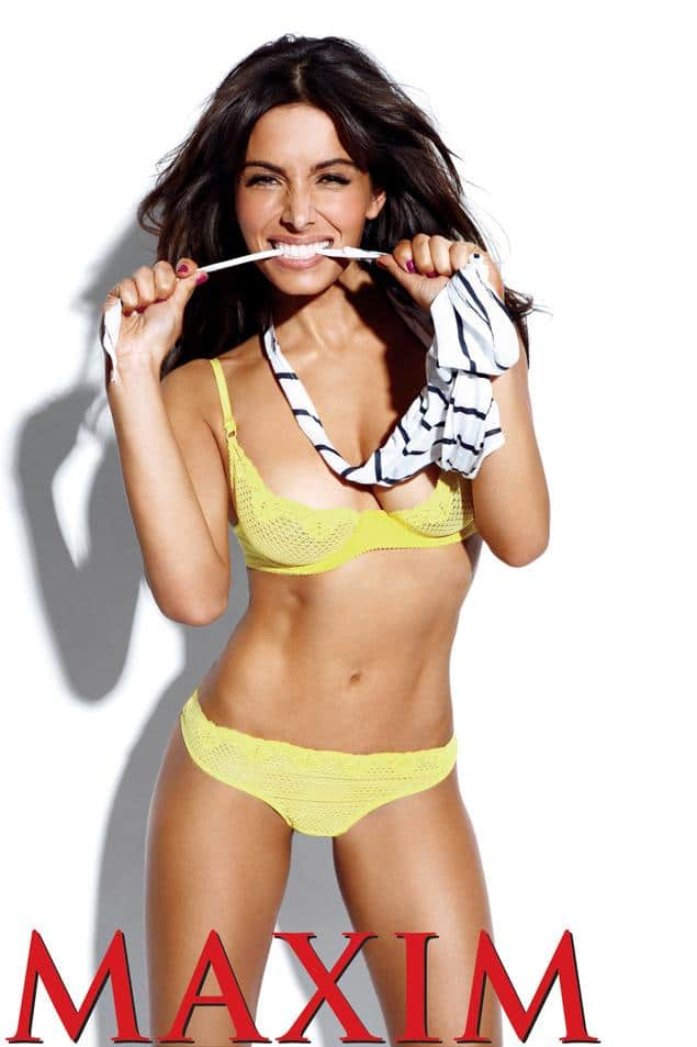Sarah Shahi for Maxim