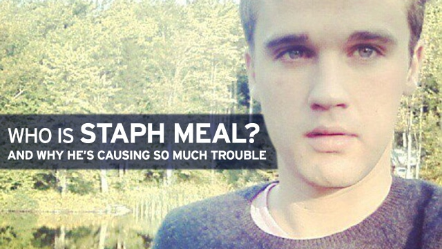 Joshua of Staph Meal
