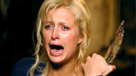 Paris Hilton just wants to be forgiven...
