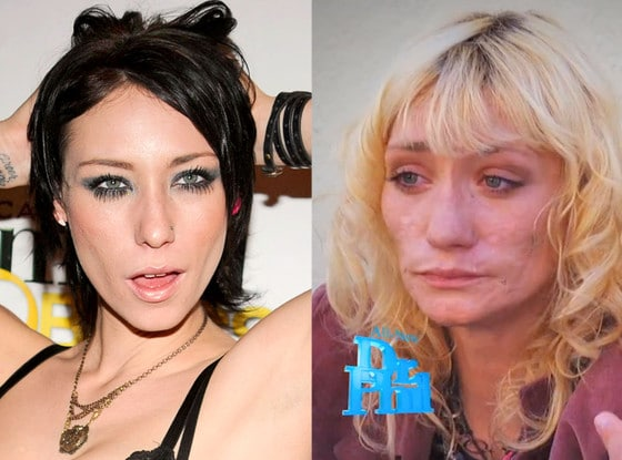 Jael Strauss cant make it as a model so she becomes a meth addict. The decay of the American dream….