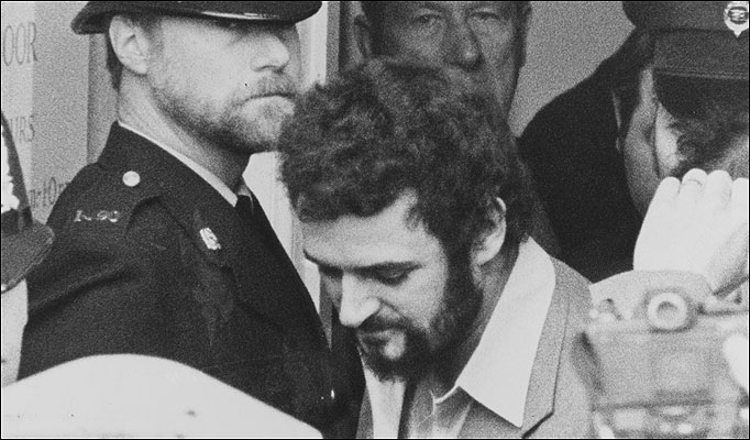 Museum display of Yorkshire Ripper Peter Sutcliffe's possessions blasted.