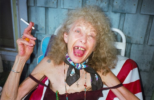 Terry Richardson poignant photos of his dying mother. R.I.P. Annie Lomax, My Mom 1938 2012