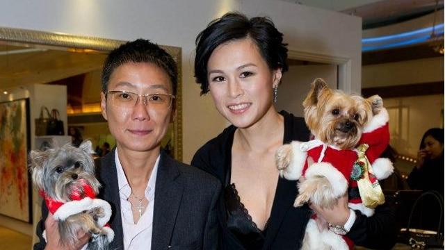 Sean Eav and Gigi Chao