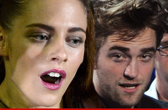 Kristen Stewart and Robert Pattinson are now back together. Image via tmz.