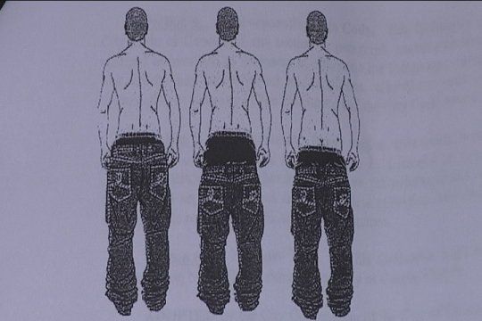 Florida city bans saggy pants, now accused of racial profiling.