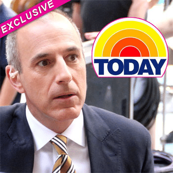 Matt Lauer absence on Today show leads to huge sigh of relief from staff.