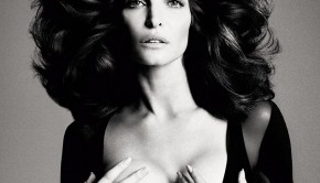 Stephanie Seymour for ID magazine.