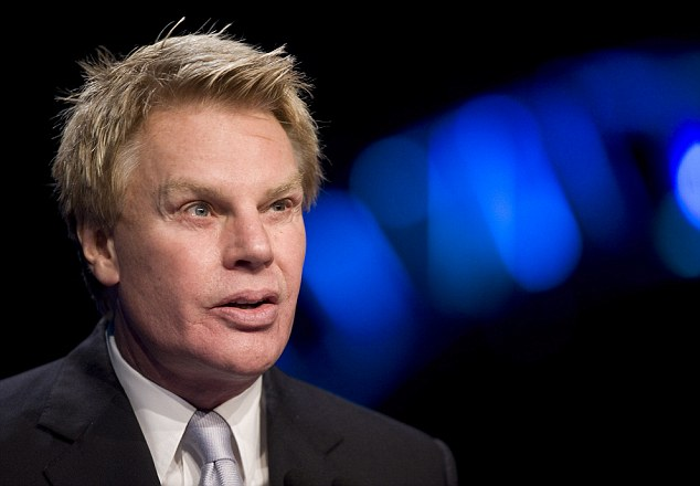 Abercrombie & Fitch CEO Michael Jeffries