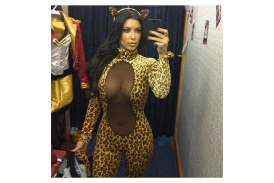 Kim Kardashian is the eternal preferred hawt bixch thank you very much...