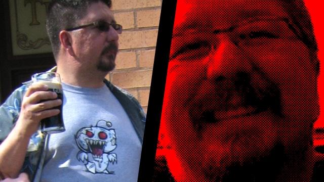 Reddit's violentacrez aka Michael Brutsch in real life. Image via gawker.