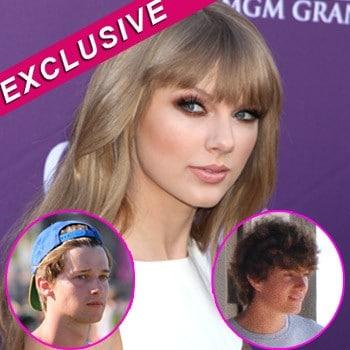 Taylor Swift with her wet dreams. via radaronline.