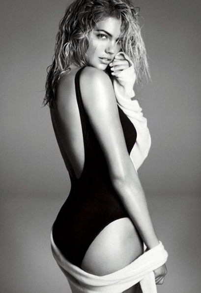 Kate Upton stars for Vogue. Is high fashion ready to start featuring curvier girls?