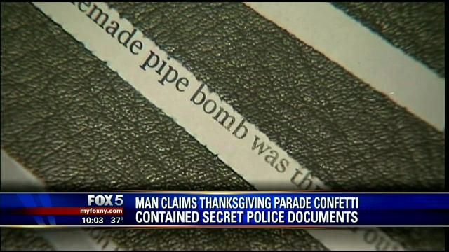 Thanksgiving Confetti