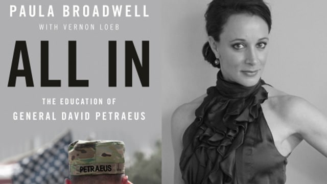 Jill Kelley would like to remind you that Paula Broadwell is a criminal.