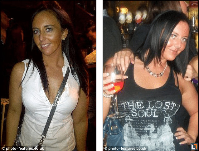 Humiliated mother goes from size 16 to size 6 after running into an ex flame…