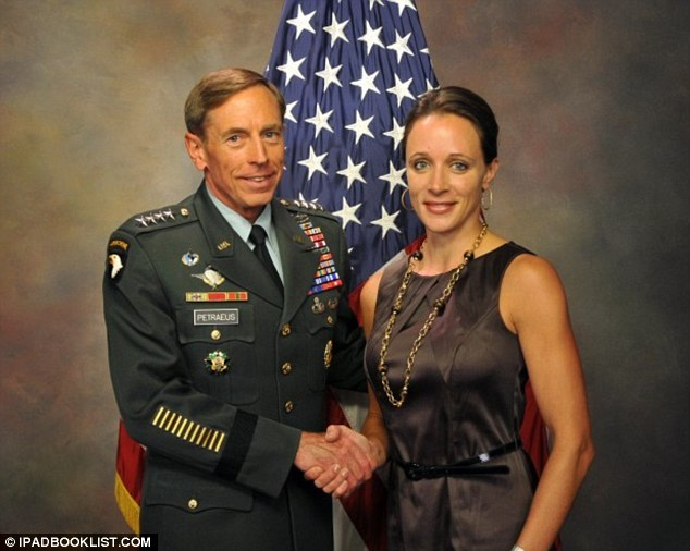 David Petraeus and Paula Broadwell.