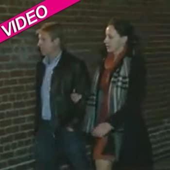 Paula Broadwell, David Petraeus mistress turns up in public with husband.