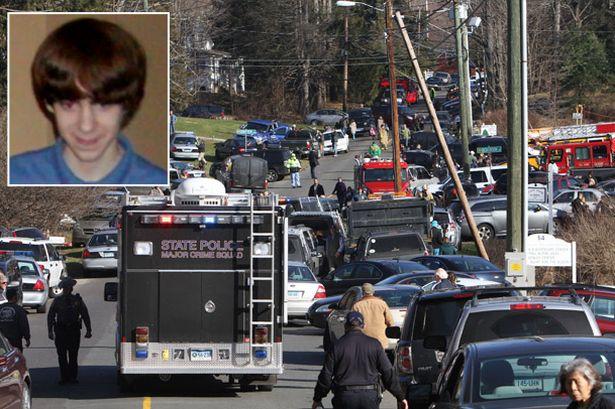 Adam Lanza. What set the Sandy Hook Elementary School gunman off?