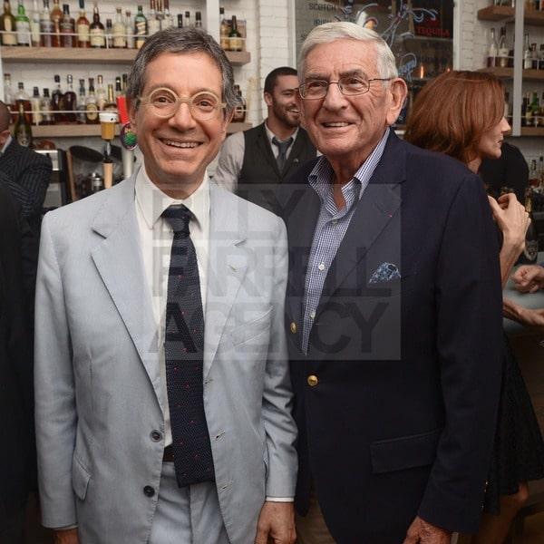 Stavros Niarchos and Vito Schnabel introduce Dom Perignon Luminous Rose at Miami Art Basel 2012.