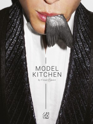 Oh really? Learn to eat like a model. New cookbook Model Kitchen.