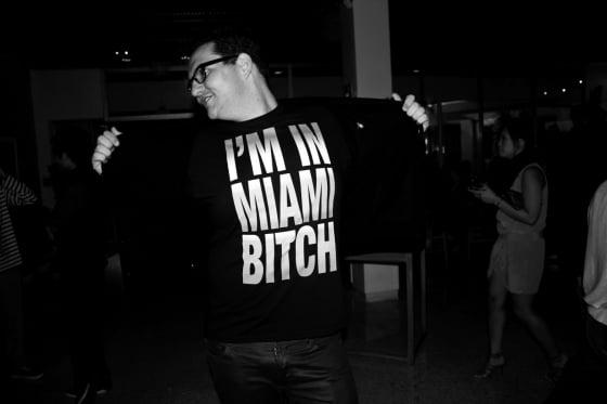 Miami Vices Art Basel dispatch.