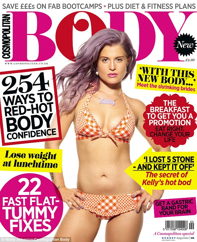 Kelly Osbourne for Cosmopolitan Body