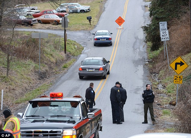 4 dead in Blair County,PA shooting