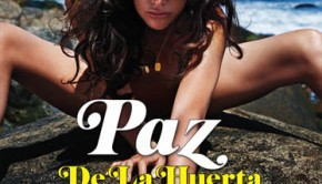 Paz de la Huerta for Playboy.
