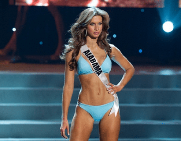 Oh really? Is Katherine Webb, Miss Alabama now set to appear in Sports Illustrateds swimsuit edition?