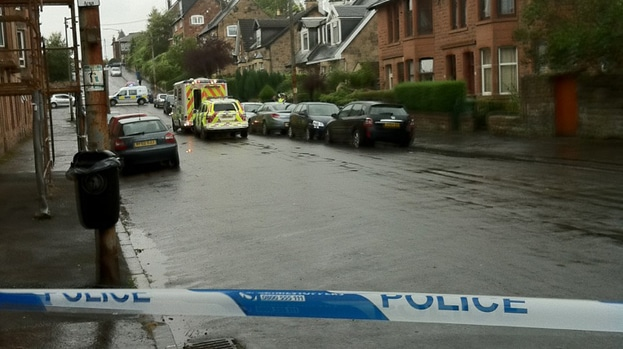 Scottish chef murders girlfriend because she wasnt hungry.