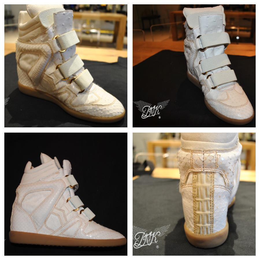 Beyonce's King Bey shoe line