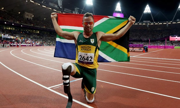 Oscar Pistorius breaks down in court. Bail hearing suspended.