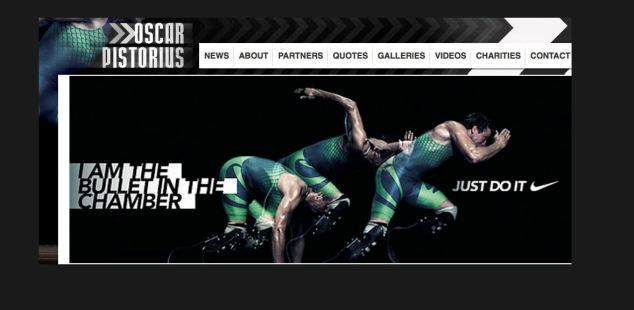 Blade Runner, Oscar Pistorius for Nike