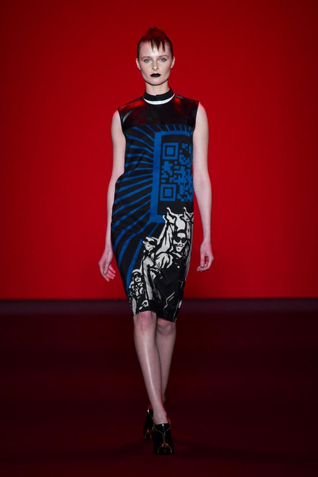 Vivienne Tam Fall/Autumn 2013/14 collection