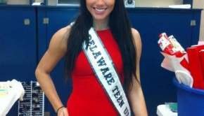 Miss Delaware Teen USA Melissa King