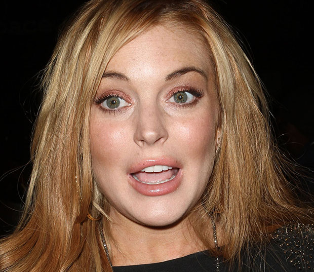 Lindsay Lohan is still on the run. Where is she?